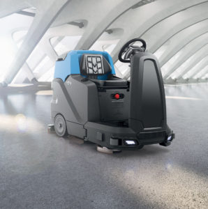Conquest MMG Plus Floor Scrubber