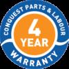 4-Year-Warranty-Logo