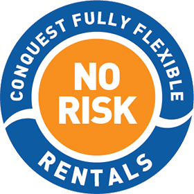 Conquest Fully Flexible Rentals