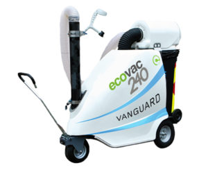 Conquest EcoVac 240 Suction Street Cleaner part of Conquest's Outdoor Solution Range