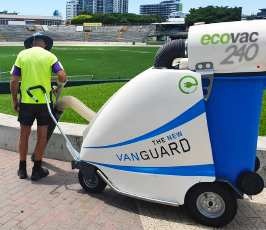 Read more about All-new Conquest EcoVac 240 Electric Vacuum Street Cleaner